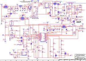 Hp Compaq 6710s Laptop Schematic Diagram
