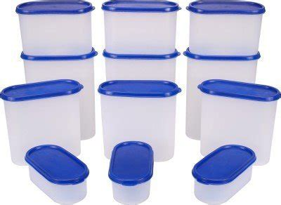 kitchen storage containers shopping tallboy mahaware plastic modular oval container set set 8619