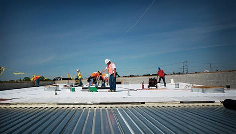 Federal Roofing & Cool White Roofing Materials To Cool The