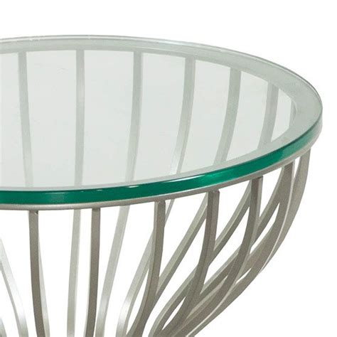 used round glass table top round used glass top table cage base national office