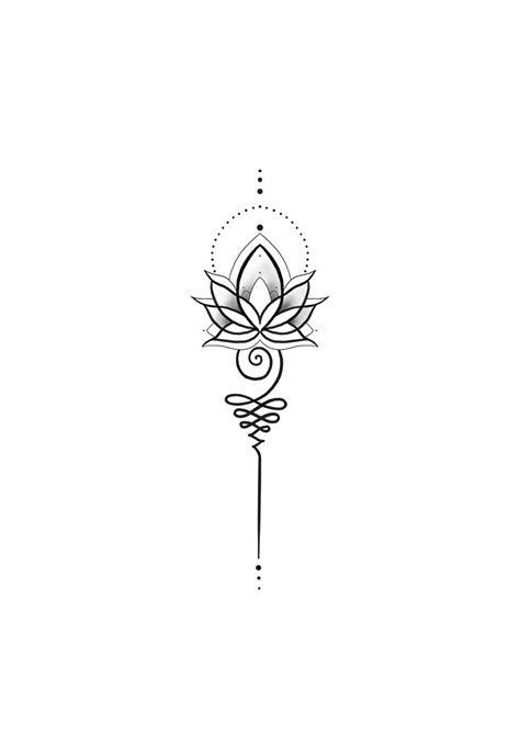 Pin by Gefen Hayon on Gefen   Tattoos, Unalome tattoo, Flower tattoos