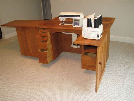 Sewing Cabinet Woodworking Plans by Sewing Cabinet By Tnwood Lumberjocks Woodworking