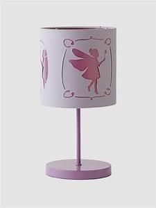 Lampe De Bureau Fille : lampe de chevet fille th me f e vertbaudet vertbaudet ~ Dailycaller-alerts.com Idées de Décoration