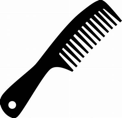 Comb Clipart Icon Svg Cliparts Brush Clip