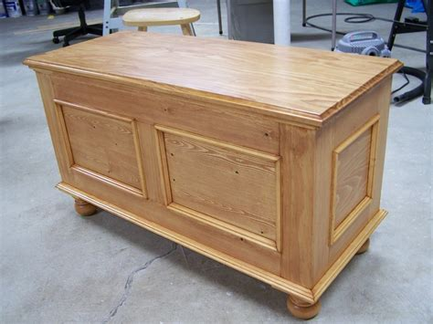 Toy Box  Hope Chest  By Njjoe @ Lumberjockscom