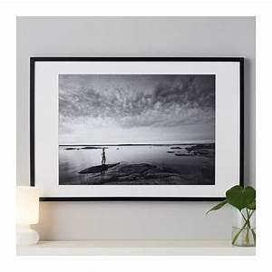 Cadre 70 X 100 : ribba frame black 61x91 cm ikea ~ Dailycaller-alerts.com Idées de Décoration