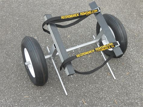 Boat Dolly by Boat Dolly Adirondack Rowing