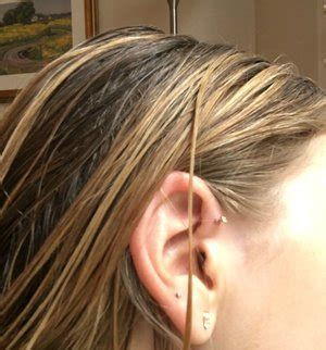 bump   helix piercing normal bump