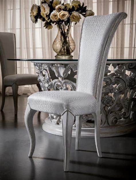 sale da pranzo eleganti sedia da pranzo con schienale alto elegante e raffinata