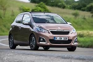 Zubehör Peugeot 108 : peugeot 108 bilder ein stadtflitzer mit pers nlicher note ~ Kayakingforconservation.com Haus und Dekorationen