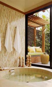 45 Best Tropical Bathroom Design Ideas You Will Love 51 ...