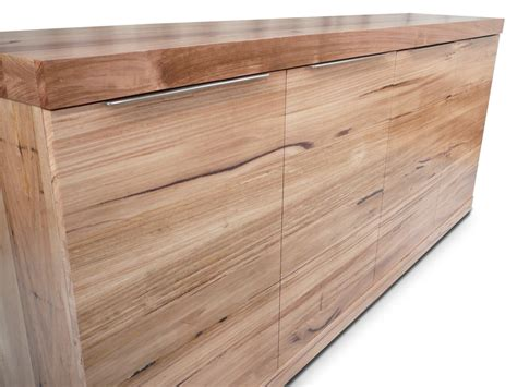 elwood tasmanian oak  door sideboard buffet living elements