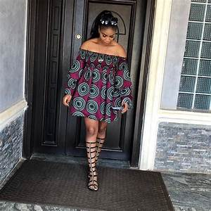 40+ Latest New Ankara Short Gown Styles 2018 for Bright Ladies African Fashion Trend | Latest ...