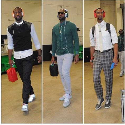 stylin  profilin miami heat   nba fashion
