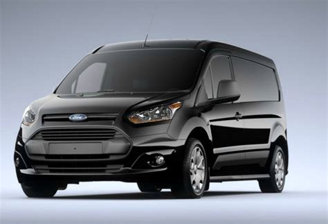 2014 Ford Transit Connect Cargo Review