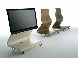 Meuble Tv Roulettes Ikea : meuble tv roulettes plateau tournant ~ Melissatoandfro.com Idées de Décoration
