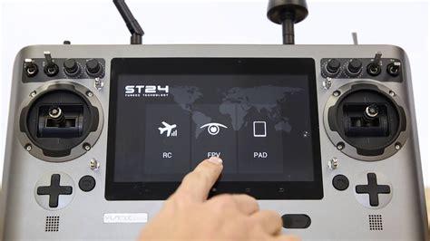 yuneec tornado  st dual op radio controller cgo full app setup bind tutorial