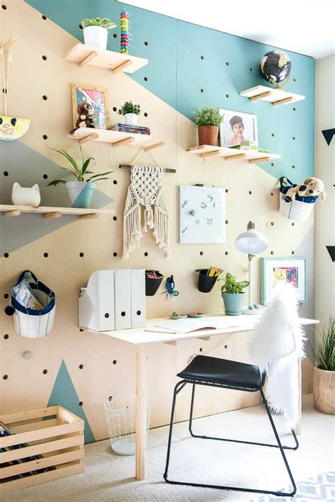 Ideas For Walls by New Modern Diy Pegboard Ideas Decorating Your Small Space