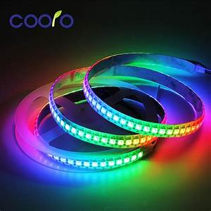 1m  5m Ws2812b Rgb Led Strip Light Flexible 30  60  144