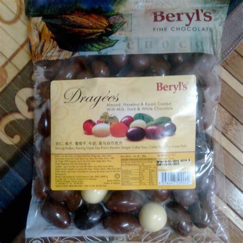 jualan coklat beryls sempena   cina emilinda