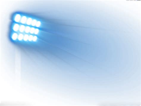 Animated Transparent Background Lights Png by Stadium Light Transparent Background Png Image Free