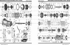 Complete Automatic Transmission Parts Catalog