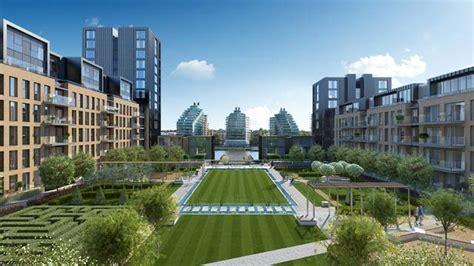 fulham riverside london barratt developments plc