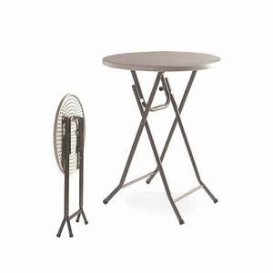 Mange Debout Jardin : table mange debout dialstock ~ Teatrodelosmanantiales.com Idées de Décoration