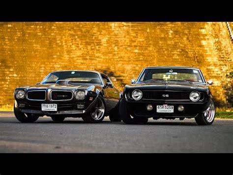 รถอเมริกันคลาสสิค Muscle Car โคตรเท่โคตรหล่อ/#Muscle Car ...
