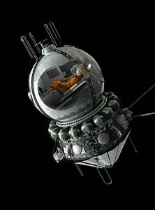 Vostok 1  First Manned Spaceflight In History  Launched On