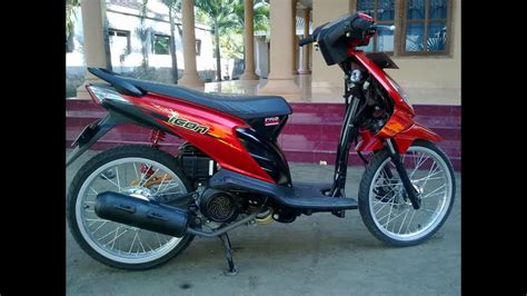 Honda Beat Velg 14 Jari Jari by Motor Trend Modifikasi Modifikasi Motor Honda Beat