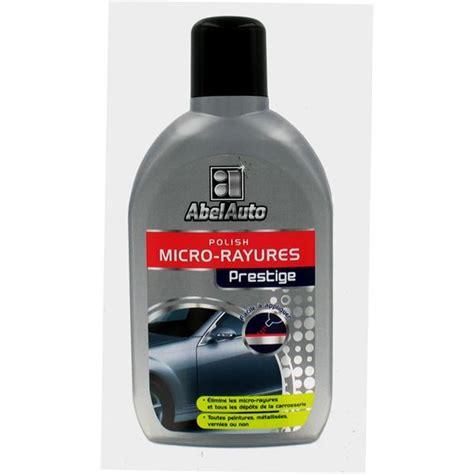 nettoyant siege voiture micro rayures abel prestige 500 ml feu vert