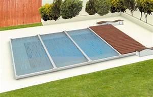 Fabriquer Un Abri De Piscine : 39 abri de piscine plat ~ Zukunftsfamilie.com Idées de Décoration
