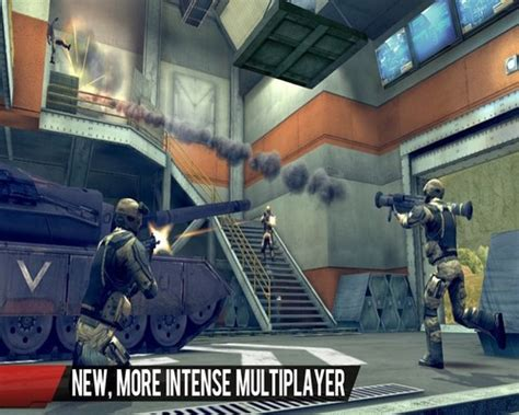 modern combat 4 zero hour mod apk free