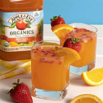 Tropical Mocktail Apple Eve