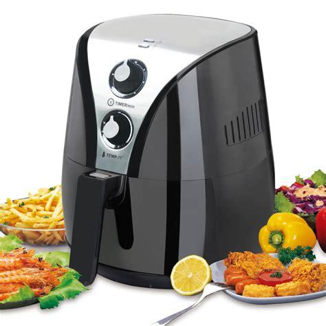 The Best Hot Air Fryer - Hammacher Schlemmer