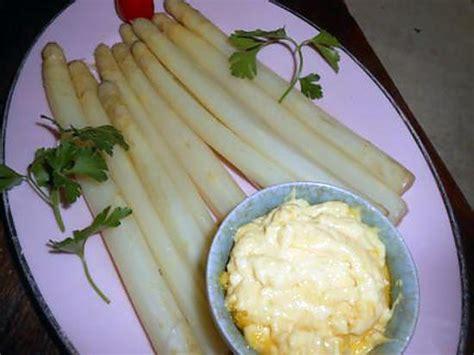 cuisiner asperge blanche recette d 39 asperges blanches a la mayonnaise
