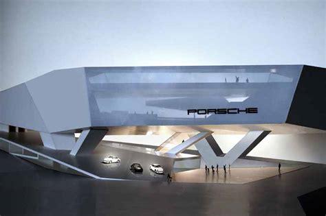 porsche museum plan mercedes museum stuttgart unstudio e architect