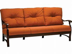 Seats Sofas : tropitone ravello replacement cushion center seat sofa c660921sc ~ Eleganceandgraceweddings.com Haus und Dekorationen