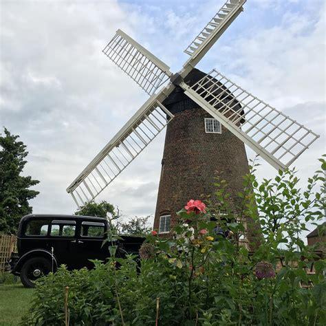 dutch millwright   visitors  historic berkswell