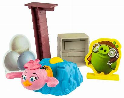 Angry Birds Toy Meal Happy Toys Mcdonald