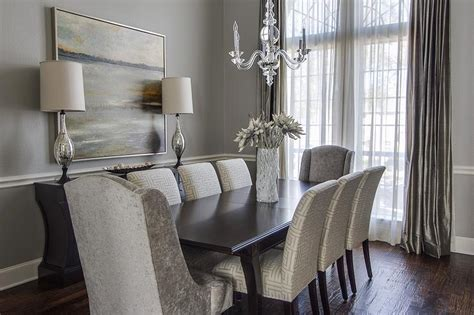 gray dining room ideas gray dining room transitional dining room ej interiors