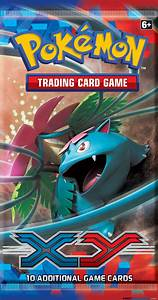 Four Pokemon-EX from 'XY' Set, Mega Evolutions Mechanic ...