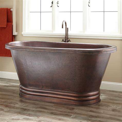 Copper Tub by Oval Copper Tub Signature Hardware
