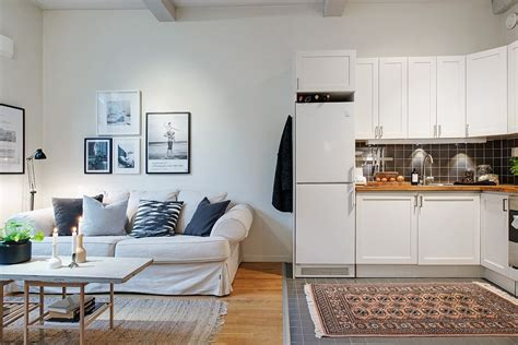 piso pequeno  amplio salon  terraza comunitaria blog