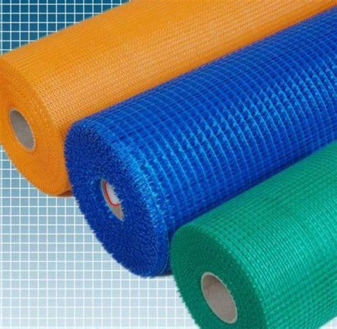 Selfadhesive Fiberglass Mesh Fabric 150g In Jiande