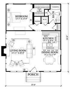 guest house   law quarters ideas small house small house plans house floor plans