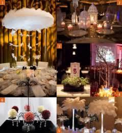Unique Wedding Table Centerpiece Ideas