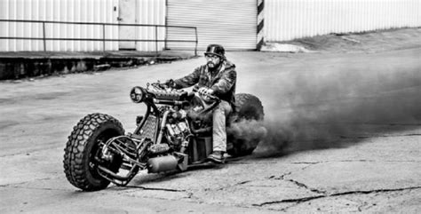The Rarest Diesel-powered Motorcycles