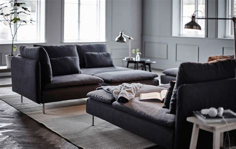 canapé soderhamn ikea modular sofa ideas